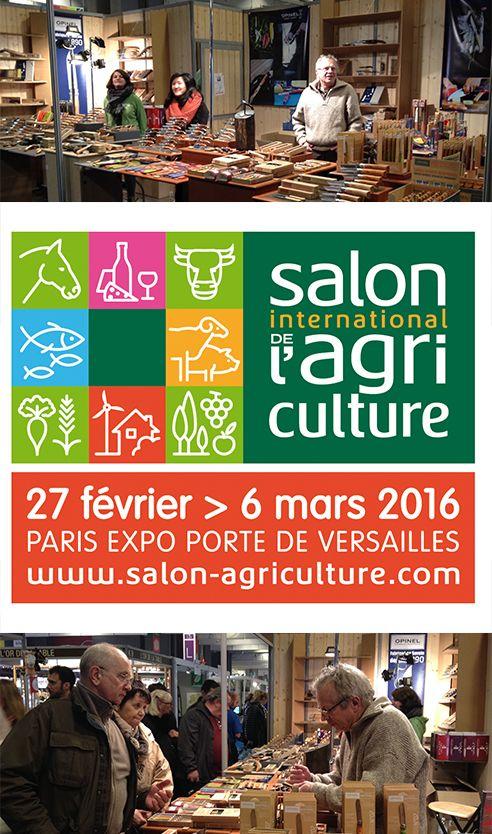 Salon de l 39 agriculture 2016 for Salon des entrepreneurs 2016