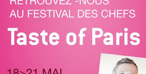 SALON TASTE OF PARIS 2017